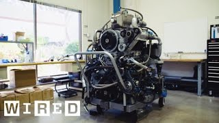 This Radical Redesign Could Keep Gas Engines Pumping | WIRED