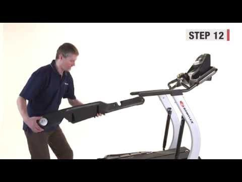 Bowflex TreadClimber TC200 - How to Assemble