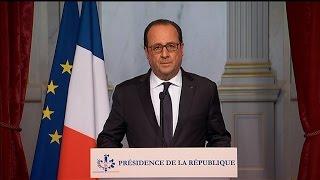 فرنسا تعلنها حربًا وإعلامها يتشح بالسواد