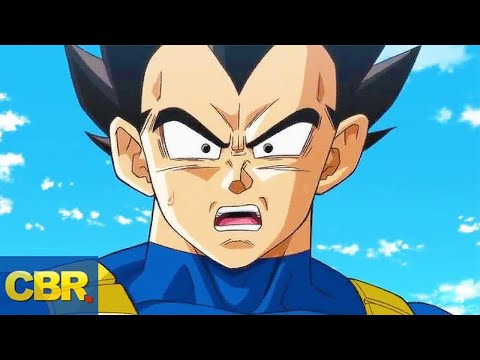 10 Times Vegeta Was Left Impressed In Dragon Ball