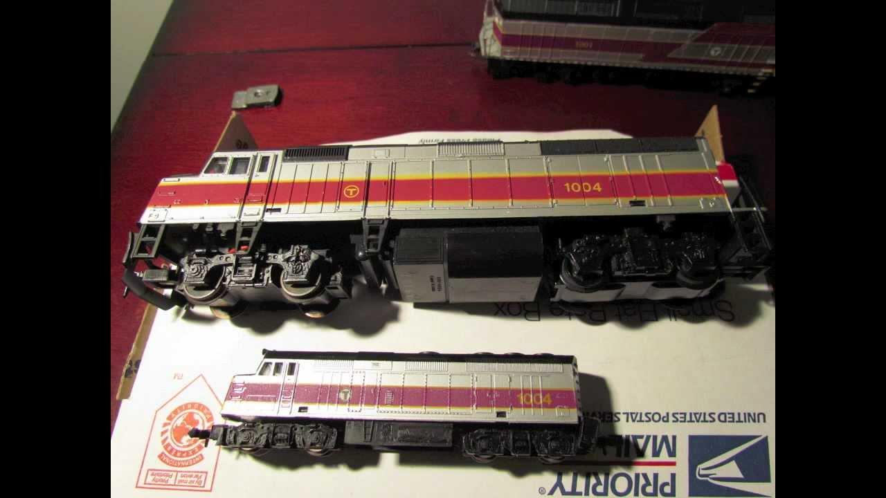 maxresdefault my n scale mbta locomotive off ebay! (10 12 11) youtube,Ebay N Scale Wiring