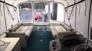 Sun Tracker 32 Foot Party Cruiser  enclosures