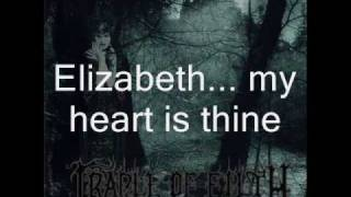 Cradle of Filth - Dusk and Her Embrace with lyrics
