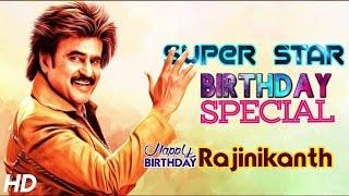 vuclip Super Star  Rajinikanth Birthday Special || All Time Super Hit Songs Jukebox || #Rajinikanth
