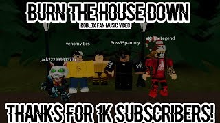 """Burn the House Down"" by AJR 