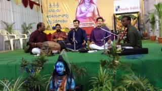 Sri Mahaganapathim bhajeham - Athana - Bhagavathula Sudhakar - Amarnath Vangara