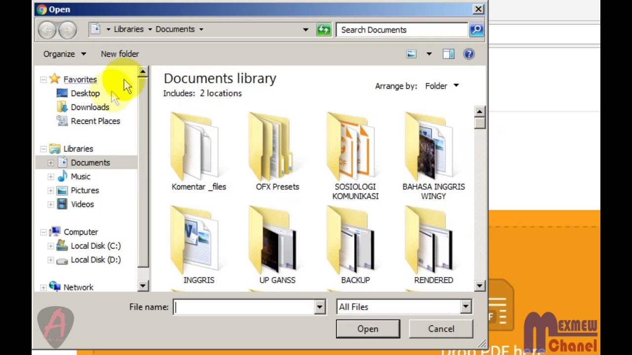 Cara Merubah File Pdf Menjadi Ppt Powerpoint Tanpa Software Youtube