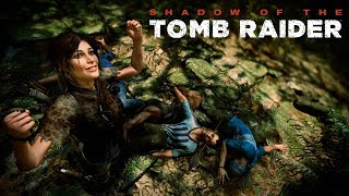 Shadow Of The Tomb Raider Jungle Stealth Kill Gameplay  1080p Hd Xbox One S  - N