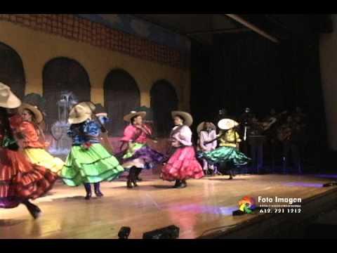 ballet mexicano adelitas