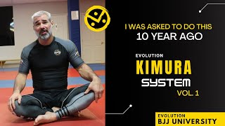 Kimura system - Evolution BJJ University