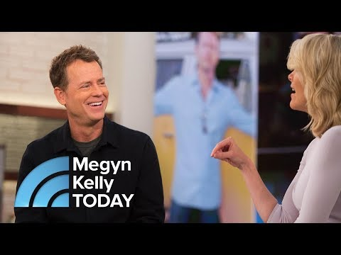 Greg Kinnear On His 'Most Unprofessional Moment' Filming With Renee Zellweger | Megyn Kelly TODAY