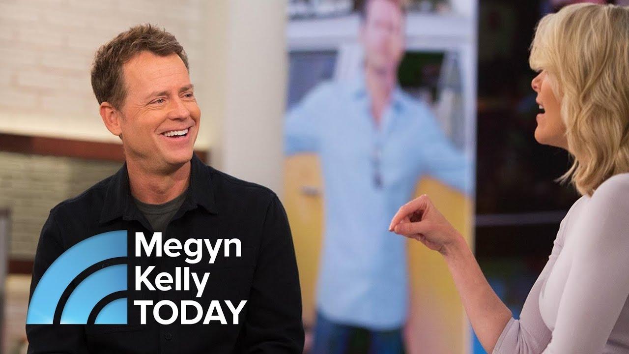 Greg Kinnear On His Most Unprofessional Moment Filming With Renee Zellweger Megyn Kelly Today