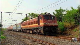 NEWLY LHBfied 12171 Mumbai LTT -  Haridwar AC Express !!