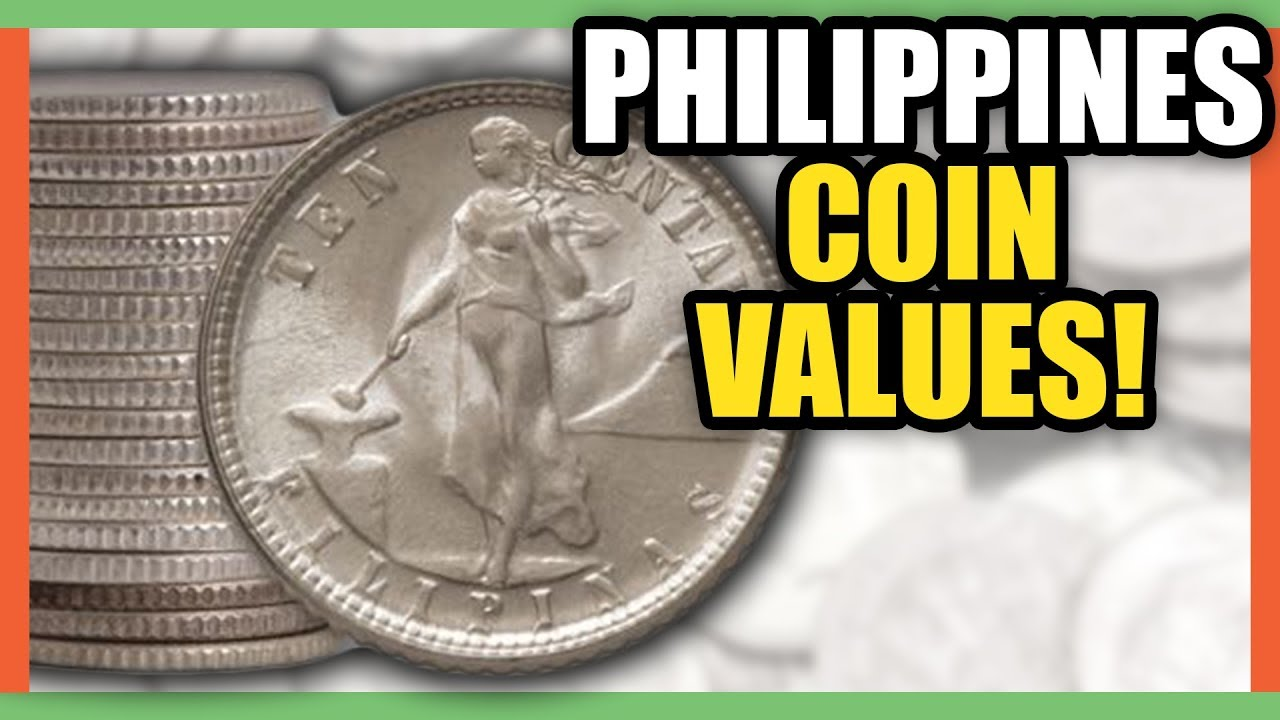 PHILIPPINES COINS WORTH MONEY - VALUABLE FOREIGN COINS TO LOOK FOR