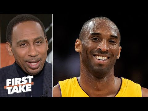 Stephen A. loved