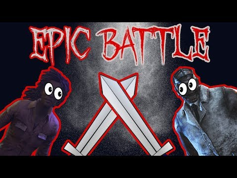 Dead By Daylight: Epic Battle with the Doctor