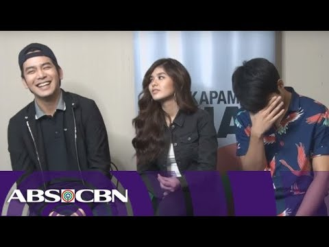 Kapamilya Chat with Joshua, Loisa and Jerome for The Good Son
