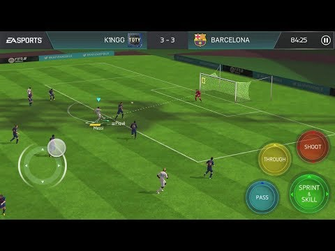Fifa Soccer Android Gameplay #7