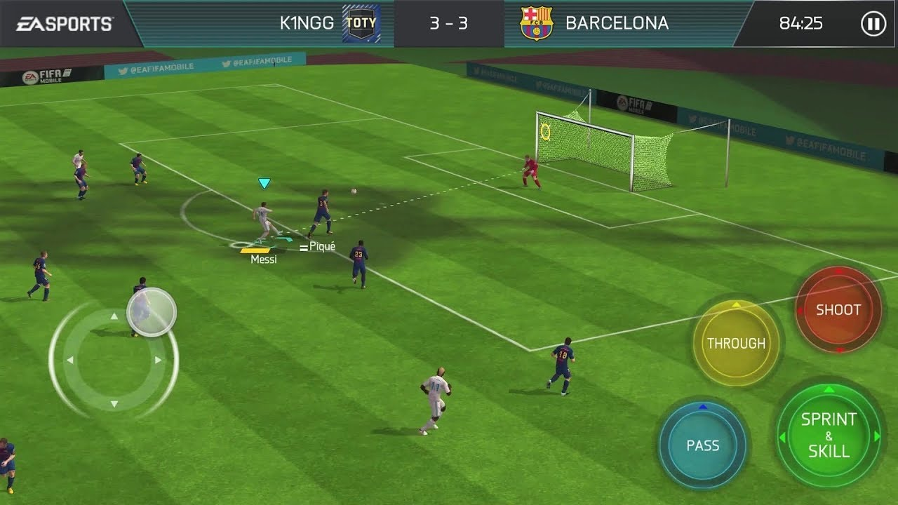 20 Best Football Games For Android 2019 (Latest)