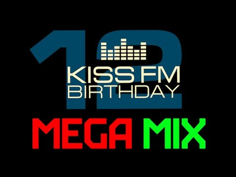 Kiss FM - MEGAMIX - 12 Years Birthday