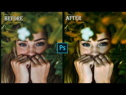 Photoshop Tutorial How To Awesome Cinematic Color Grading | Always Perfect Design. thumbnail