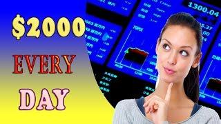 Binary Options Trading Strategy - How To Trade Binary Options Profitably