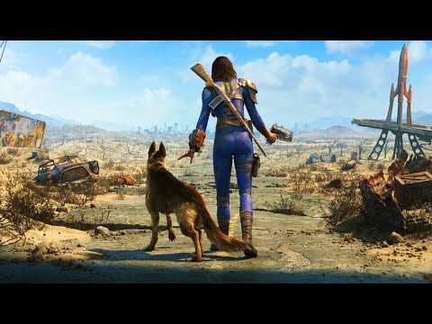 Fallout 4 Спустя
