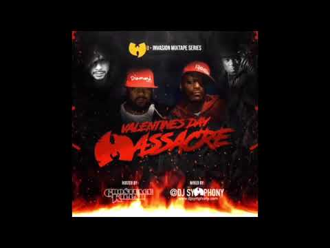 DJ Symphony - EXCLUSIVE TRACK: B-Nasty - No Time ft. Sirpit & LastTrace (Hosted by Ghostface Killah)