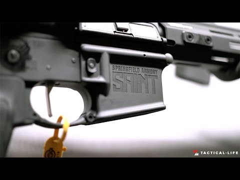 WATCH: Springfield Breaks Down the New Saint Victor Series