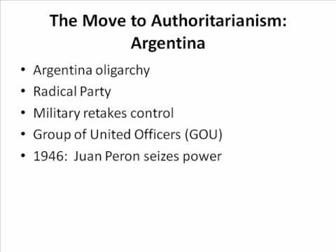 Lecture  Nationalism in Latin America