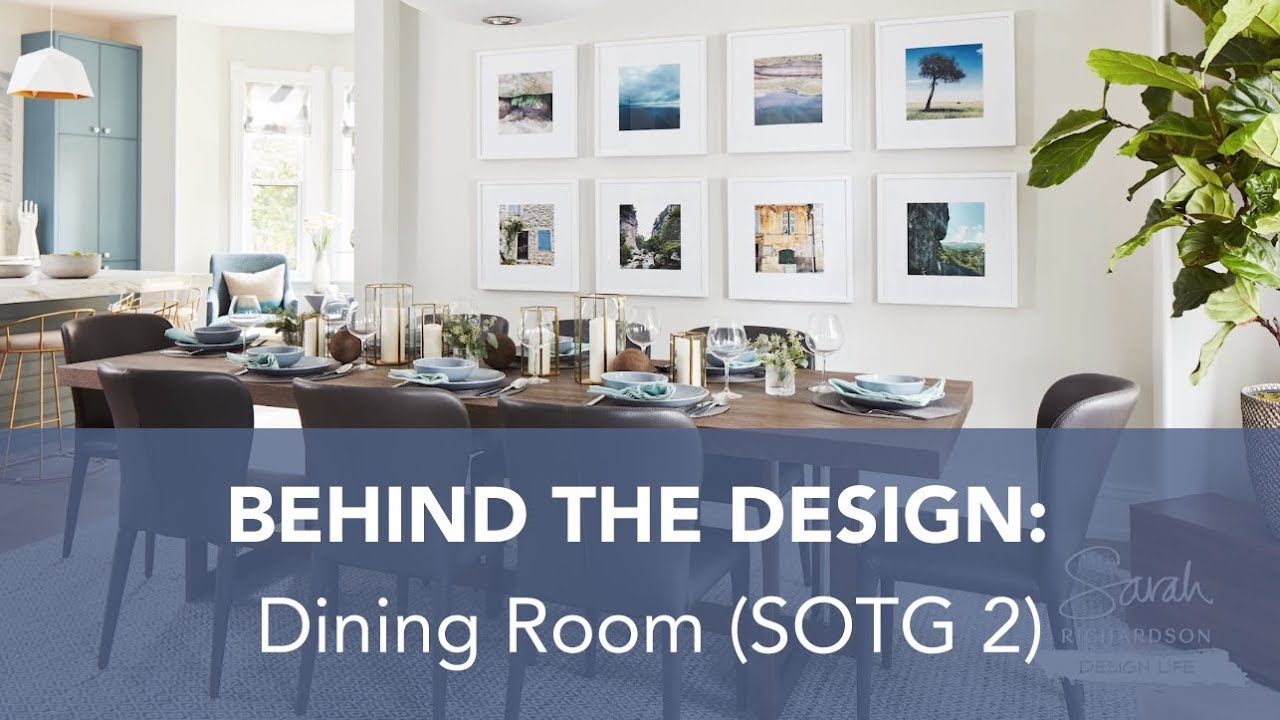 Sarah Richardson Off The Grid behind the design: dining room (sarah off the grid, s2)