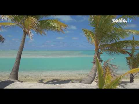 BEST LAGOON IN THE WORLD - AITUTAKI (Cook Islands) 4K
