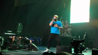 Andy Mineo @ The RoadShow 2014 in Bossier City