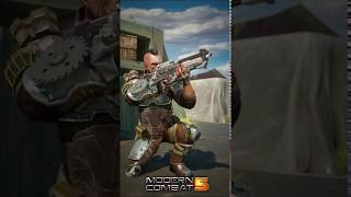 Introducing: The Scavenger Armor in Modern Combat 5