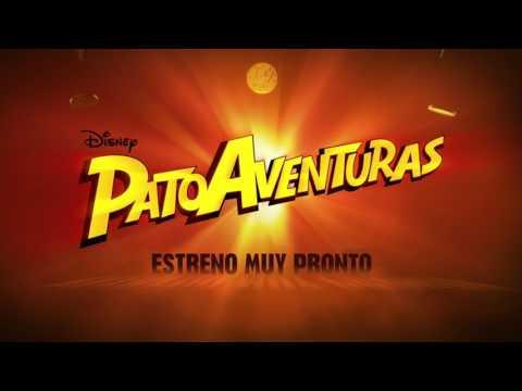 Disney Channel España - Anuncio Patoaventuras (2017) -576p en 16:9-