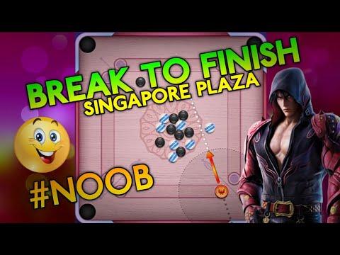 Singapore Break to Finish - This is Jamot