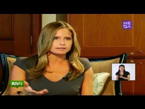 Soledad Onetto entrevista a Sebastián Piñera - AhN