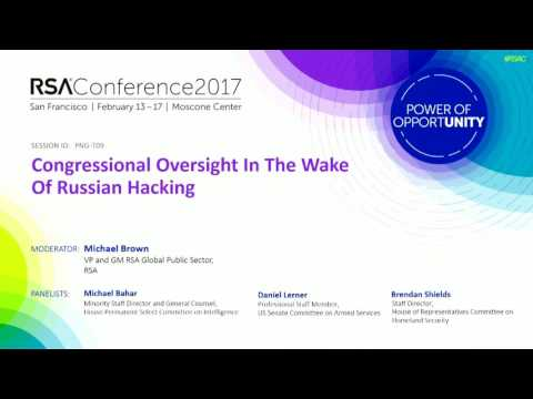 Congressional Oversight in the Wake of Russian Hacking