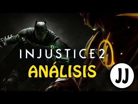 ANÁLISIS DE INJUSTICE 2  [REVIEW]