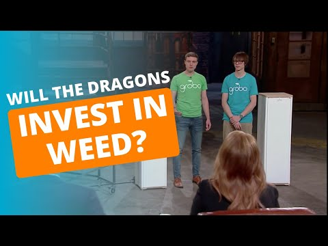 Grobo Grow Boxes | Dragons' Den Season 14 Episode 1 | Dragons' Den S14e01