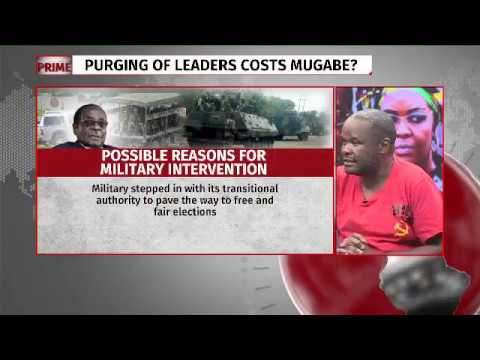 #ANN7Prime: President Zuma sends envoys to Zimbabwe