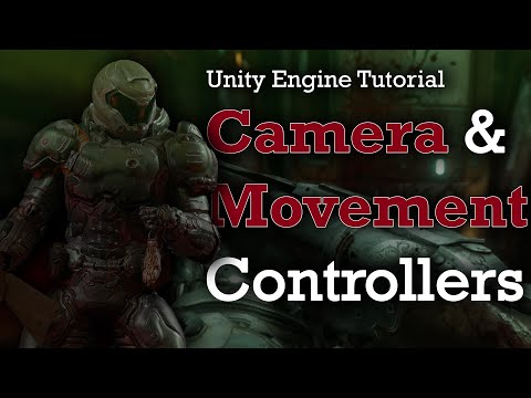 FPS Camera and Player Movement | Unity FPS Tutorial Part 1