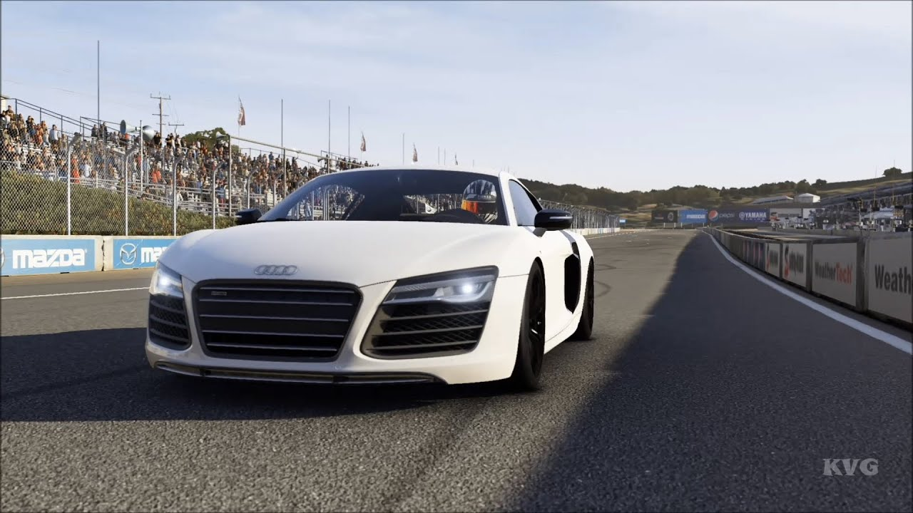 Forza Motorsport 6 Audi R8 Coupe V10 Plus 5 2 Fsi