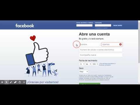 Facebook - Inicia Sesión O Regístrate