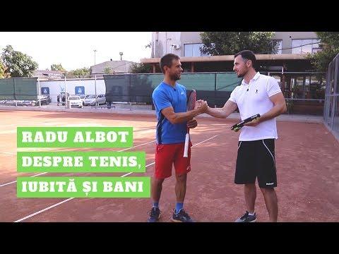 Radu Albot despre meciul cu Roger Federer și tenisul din Republica Moldova