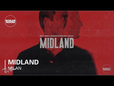Midland Ray-Ban x Boiler Room 007 Milan DJ Set