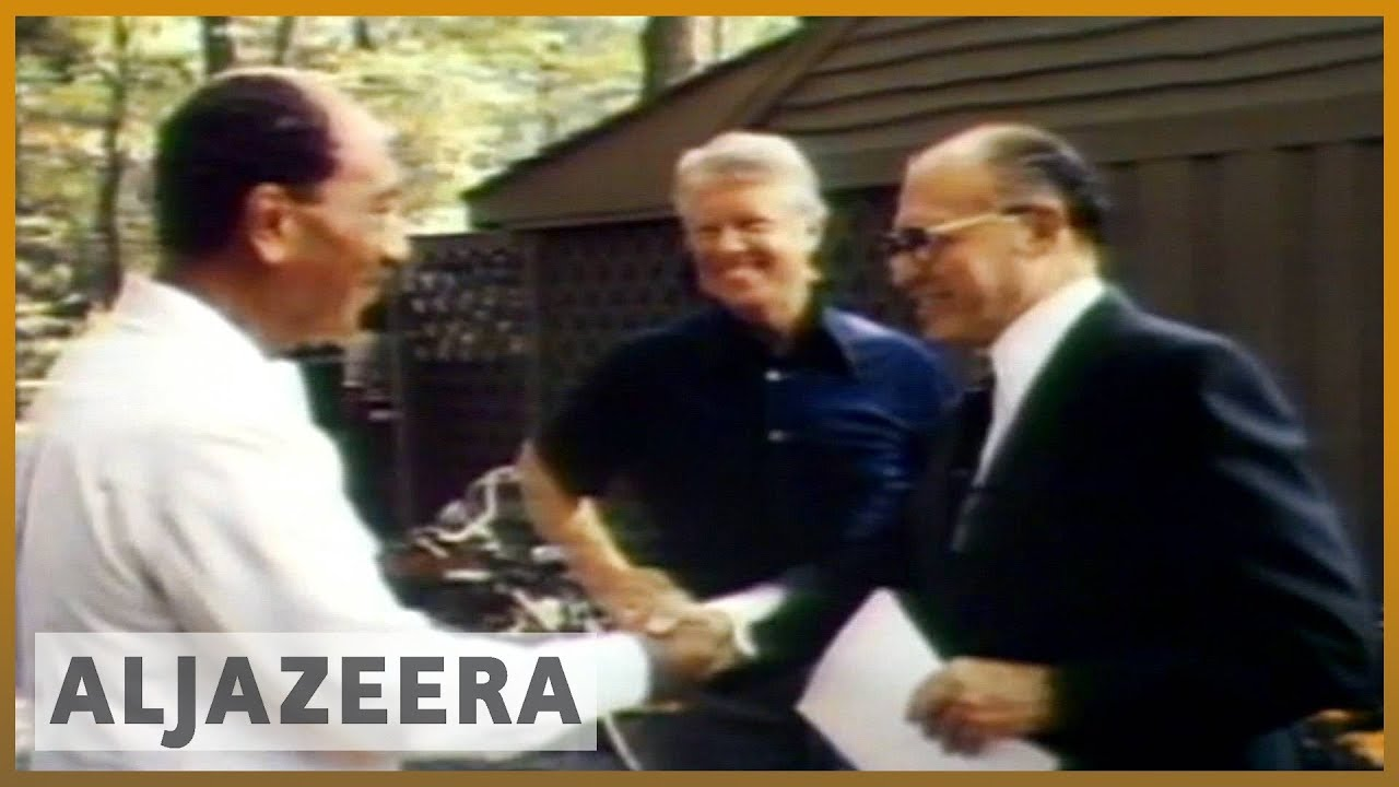 🕊️ Four decades on, Camp David Accords failing to bring peace? | Al Jazeera English