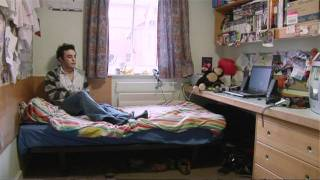 Student halls - University of Derby