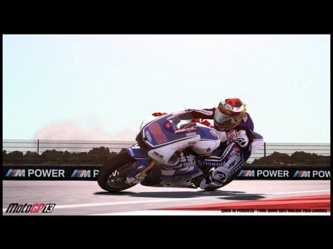 MotoGP13 Gameplay Video - Gran Premio bwin de Espana
