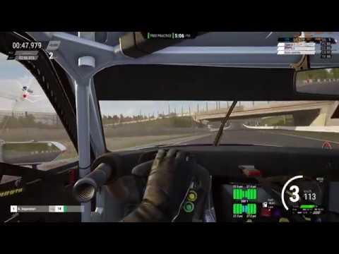 The Intercontinental GT Pack DLC Assetto Corsa Competizione Suzuka: first practice laps |